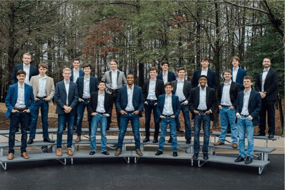 Varsity Men's A Cappella