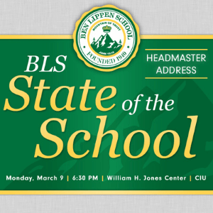 BLS State of the School Graphic