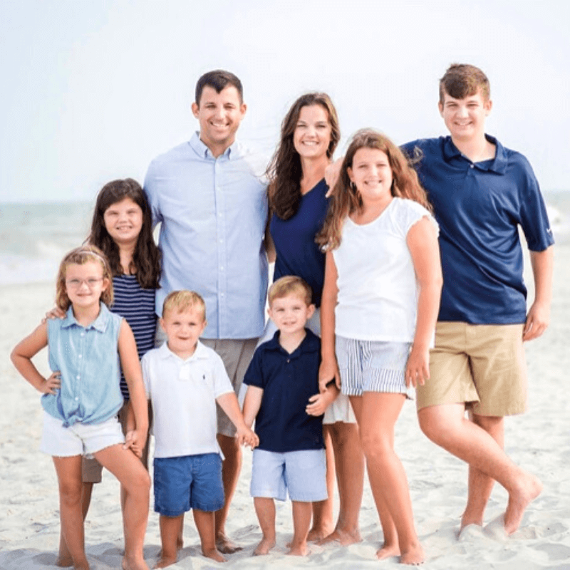 Calcutt Family